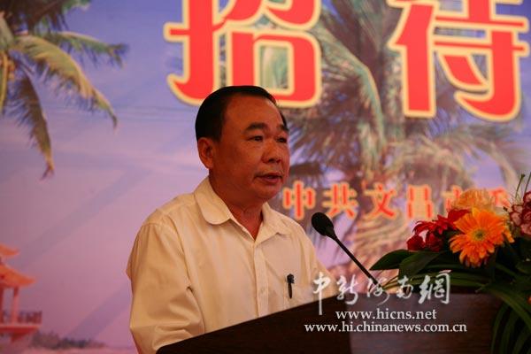 2012南洋文化节招待午宴在文昌举行(2)