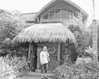 呀诺达热带雨林景区和甘什岭槟榔谷的